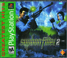 Syphon Filter 2 PS New Playstation