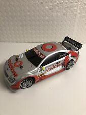 RC Auto Tamiya Mercedes CLK AMG auf TT-01 Chassis - Vitrinenmodell - 1:10