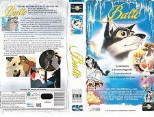 Balto - Basato su una storia vera (1995) VHS