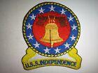 US Navy USS INDEPENDENCE CVA-62 Vietnam War Patch