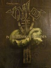 Nile, In Their Darkest Shrines, Full Page Promotional Ad