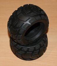 Tamiya 58662 Comical Grasshopper/WR-02CB, 9803137/19803137 Rear Tyres/Tires NEW
