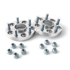 "2pc 1"" HUBCENTRIC 5x4.75 to 5x4.75 Wheel Spacers w/ lip, 70.5mm hub, 12x1.5 Stud"