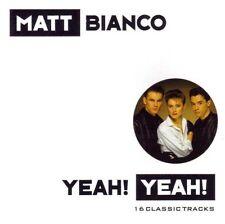 Matt Bianco Yeah! Yeah!-16 classic tracks [CD]
