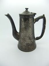 Grand Silver Co Wear Brite Nickel Silver Coffee or Tea Server