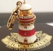 NEW IN BOX NWT Juicy Couture Lighthouse Charm ORIG Tags YJRU2873
