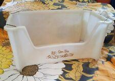 Vintage Stor-Bin Plastic Refrigerator Pantry Vegetable Storage Bin Container Box