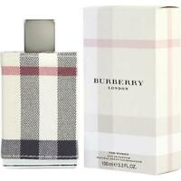 Burberry London Women Eau De Parfum Spray 3.3 Oz/100 Ml New Sealed In Box