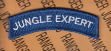 Us Army Jungle Expert New Issued Qualification tab dress uniform patch