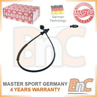 # GENUINE MASTER-SPORT GERMANY HEAVY DUTY ACCELERATOR CABLE FOR DACIA