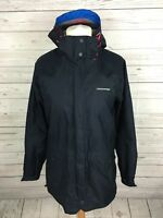 Women's Craghoppers AquaDry Jacket - UK12 - Navy - Great Condition