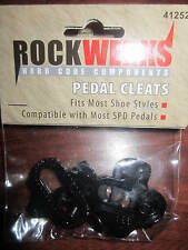 ROCK WORKS 98A SPD CLEATS AND HARDWARE