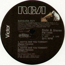 BARBARA ROY - Gotta See You Tonight