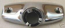 XJS Jaguar OE Door Mirror Replacement Chrome Base NEW