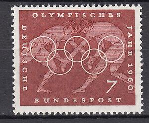 BRD 1960 Mi. Nr. 332 Postfrisch LUXUS!!!