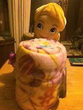 Disney Tangled Rapunzel Hugger Plush Pillow & Throw Set