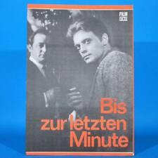3146 Film für Sie 72/1974 DDR * Bis zur letzten Minute * Wladislaw Dworshezki
