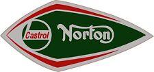 CASTROL & NORTON Sticker / Decal MOTORCYCLE RACING