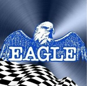 Eagle B13405L00068 Street Performance Rotating Assemblies For Chevy SB NEW