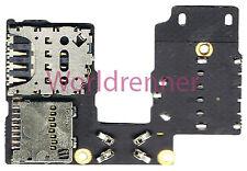 SIM Flex Lector Tarjeta Conector Card Reader Connector Motorola Moto G 3nd Gen