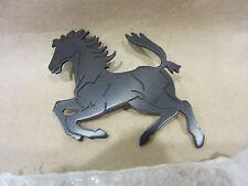 Ferrari Testarossa. Rear- Prancing Horse Emblem/Motif Flat. Black  Part#61766400