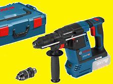 Bosch Akku-Bohrhammer GBH 18V-26 F inkl. Wechselfutter + L-Boxx, ohne Akku