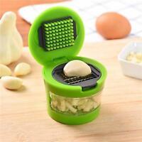 1PC Stainless Press Vegetable Garlic Onion Slicer Chopper Cutter Dicer Tool KI
