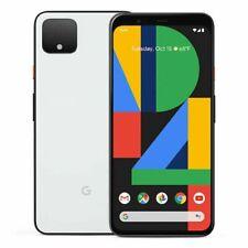 Google Pixel 4 64 GB Clearly White Weiß Ohne Simlock Ohne Branding Verschweisst