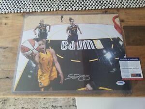 Skylar Diggins Signed 11x14 Photo Autographed COA PSA/DNA  Notre Dame  Dallas Wi