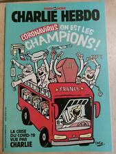 CHARLIE HEBDO HS 22 On est les champions