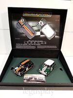 Slot SCX Scalextric C3586A Touring Car Legends 1964 ATCC Mini Coopers Ltd.  Ed.
