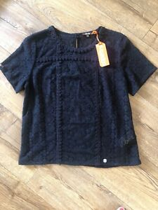 Womens Superdry Top Size 10 New With Tags