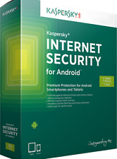 Kaspersky Internet Security Android / 1 Gerät / 1 Jahr Vollversion