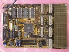 Motorola MC68HC16Z1EVB BOARD + MANUALS+ SOFTWARE + POWER SUPPLY