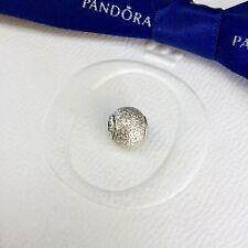 Authentic Pandora Essence Collection Silver Wisdom Charm #796016