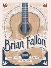 2015 Brian Fallon Crossroads Poster