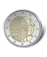 Pièce commémorative de Finlande 2010.