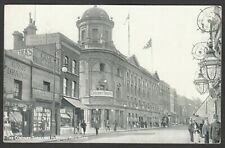 Postcard Notting Hill Gate in Kensington and Chelsea London the Coronet Theatre