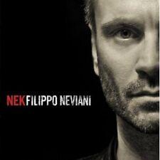 Nek-Filippo Neviani CD 10 tracks POP INTERNATIONAL NUOVO