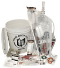 Ultimate Wine Making Equipment Kit - 6 Gallon Glass Carboy