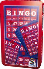 Schmidt Spiele Bingo Mitbringspiel in der Metalldose