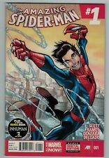 Amazing Spiderman # 1 1st CAMEO Appearance of SILK 1st print