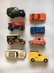 Corgi Toys Bundle Job Lot Various Vehicles & Cars Diecast Vintage
