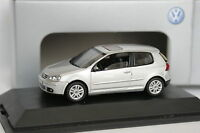 Schuco 1/43 - VW Golf 2008 Grise