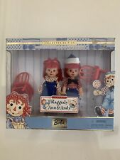 Raggedy Ann And Andy Barbis Cllectors Addition