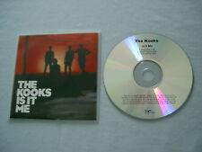 THE KOOKS Is It Me (Radio Edit) promo CD single