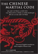 The Chinese Martial Code: The Art of War of Sun Tzu, The Precepts of-ExLibrary