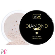 Wibo Diamond Skin Loose Illuminating Face Powder With Collagen Silky Finish