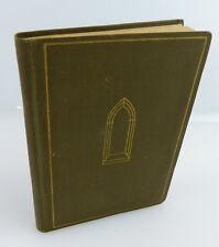 Minibuch: Spruchbrevier von Otto Baumgärtel Union Verlag VOB e176