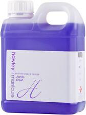 Hawley Acrylic Liquid 1000ml for Professional Use For acrylic nails
